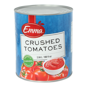 Crushed Tomatoes 100oz