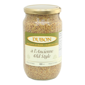 Dijon Grainy Old Style (800ml)