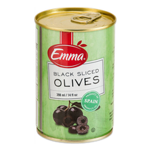 Load image into Gallery viewer, Emma Black Sliced Olives