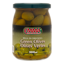 Load image into Gallery viewer, Emma Green Cerignola Olives