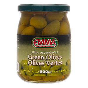 Emma Green Cerignola Olives
