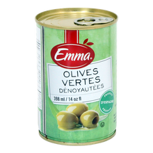 Load image into Gallery viewer, Emma Green Pitted Olives