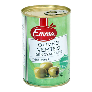 Emma Green Pitted Olives
