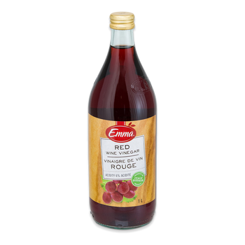 Emma Red Wine Vinegar