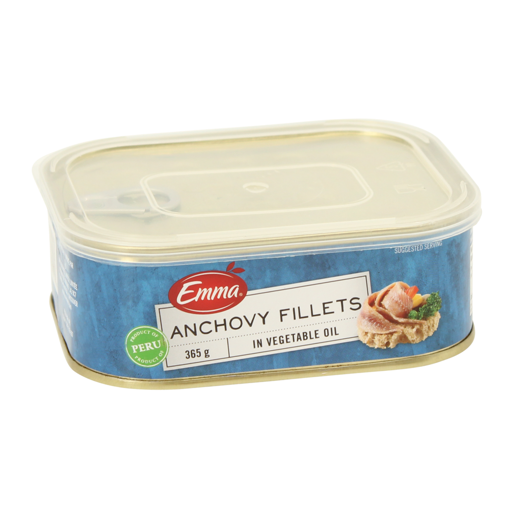 Anchovy Fillets - 365 g