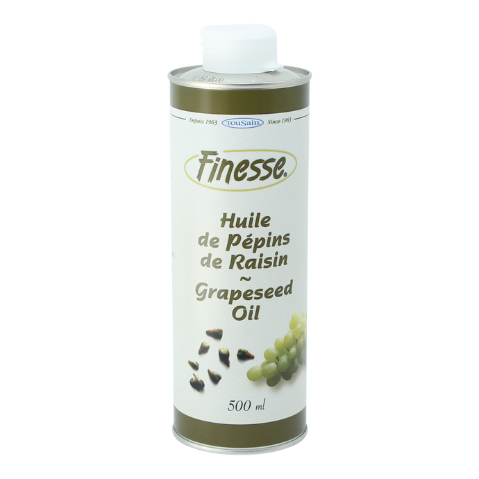 Grape Seed Oil Finesse