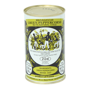 Green Peppercorns - 212 mL