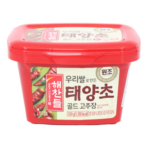 Gochujang Paste - Hot