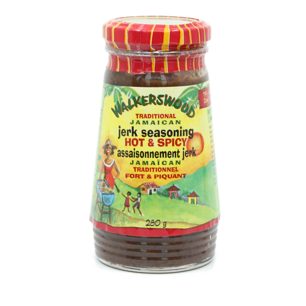 Jerk Seasoning Hot (284g)