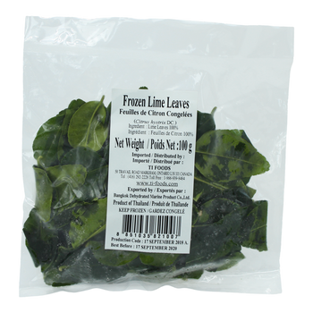 Lime Leaves Frozen - 100 g