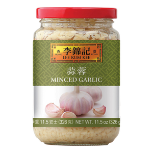 Minced Garlic in Oil - 326 g