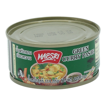 Green Curry Paste (114g)