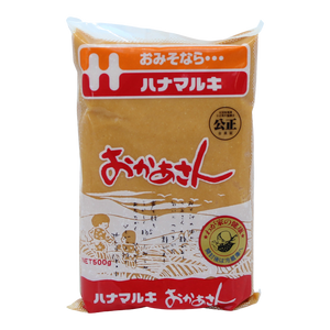 Soy Bean Miso Paste (White - 500g)