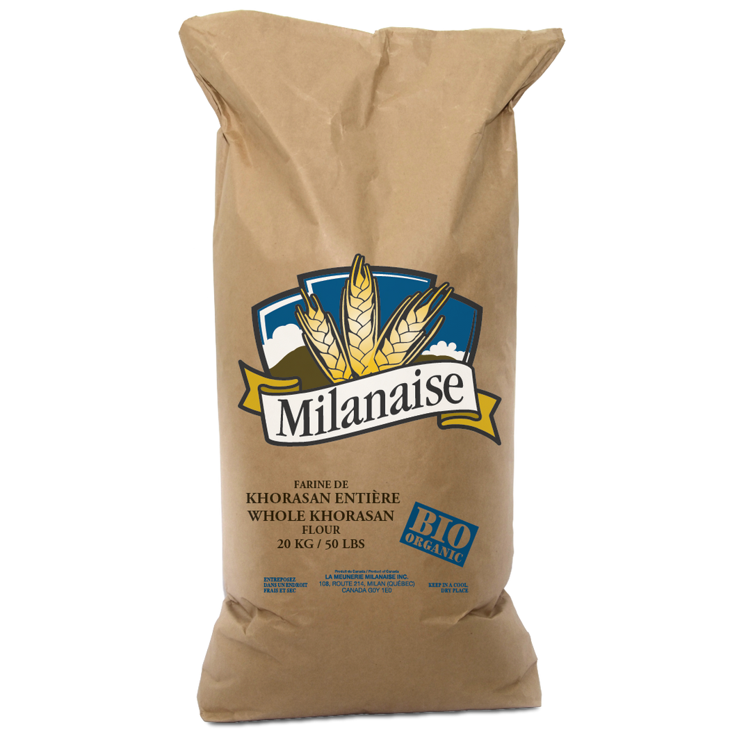 Organic Whole Khorasan Flour