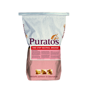 Puratos Two-Step Neutral Mousse
