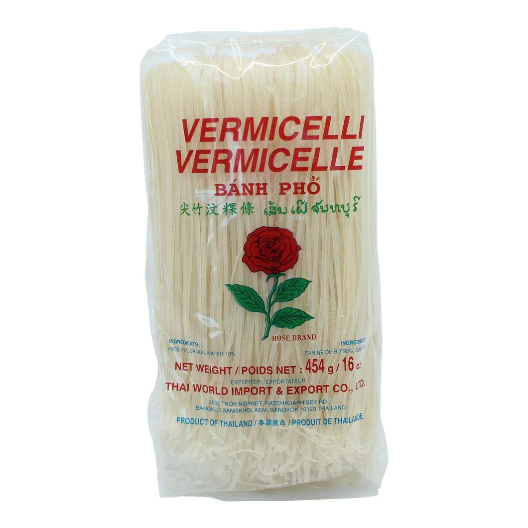 Rose Brand Rice Noodles Vermicelli 1mm