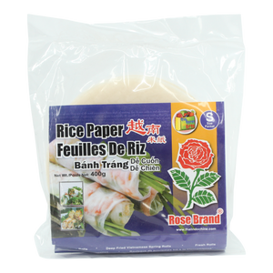 "Rice Paper 6"" (Small) - 400 g"
