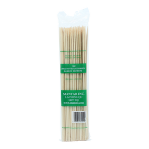 Bamboo Skewers - 10 Inch