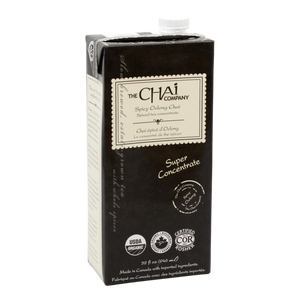 Spicy Oolong Chai Concentrate