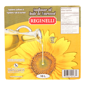Sunflower Oil (16L)