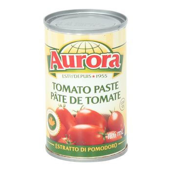 Tomato Paste - Canned