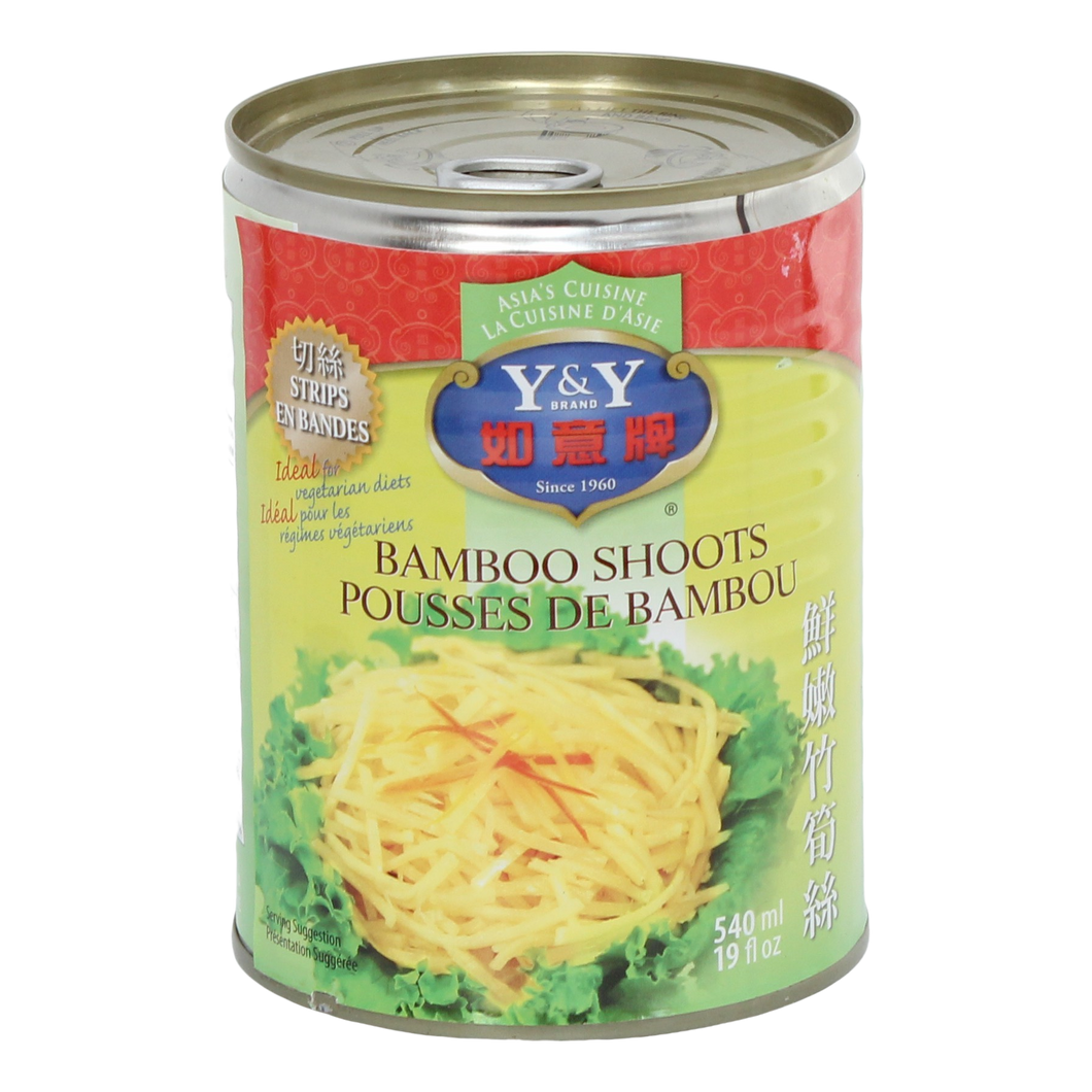 Bamboo Shoots Strips
