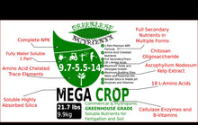 Load image into Gallery viewer, Mega Crop 2500g Resealable Bag