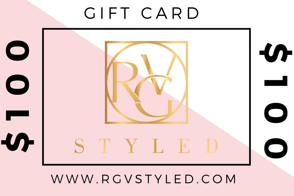 RGV Styled Gift Card
