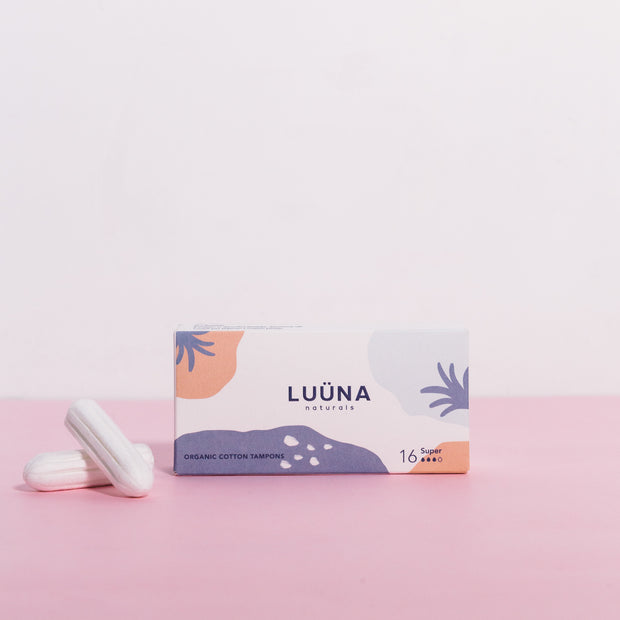 Heavy Flow (Tampons):  6 Month Supply