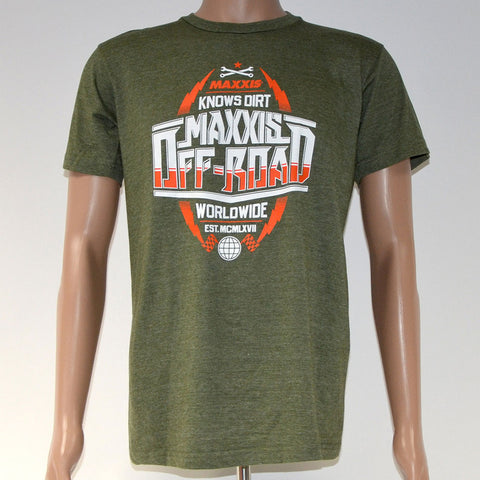 Maxxis Knows Dirt Off-Road Tee