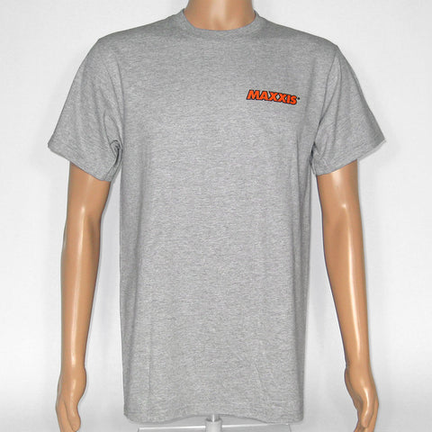 Maxxis Logo Tee Heather