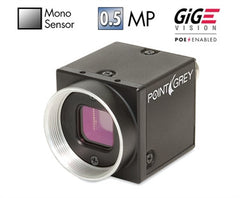 Blackfly 0.5 MP Mono GigE PoE