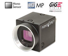 Blackfly 1.3 MP Mono GigE PoE