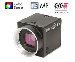 Blackfly 1.3 MP Color GigE PoE