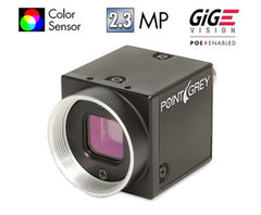 Blackfly 2.3 MP Colour GigE PoE