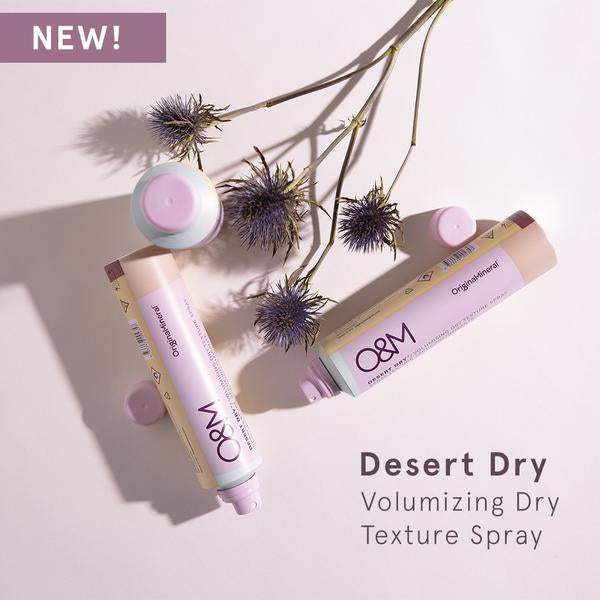 O&M Dry Texture Styling Kit