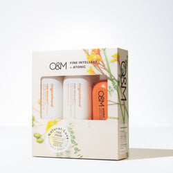 O&M Fine Intellect Hair Care Gift Set