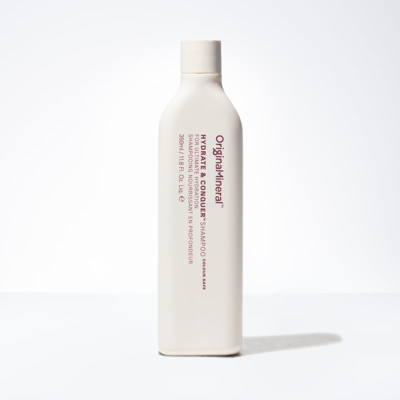 O&M Hydrate and Conquer Shampoo (12oz)