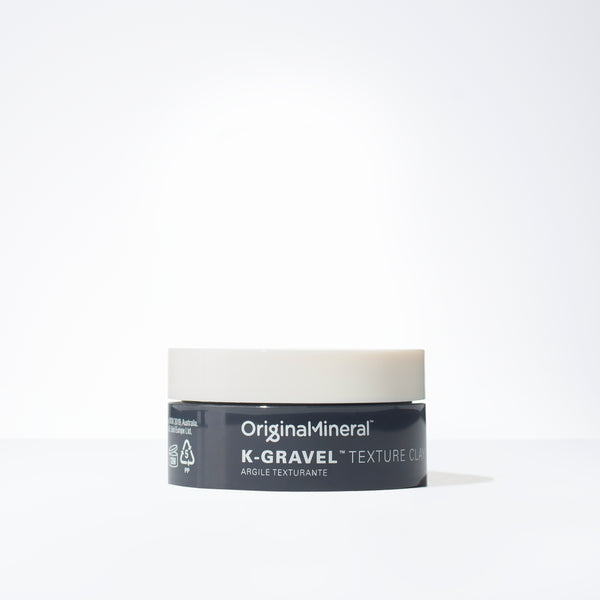 O&M K-Gravel Texture Clay Mini (0.8oz)