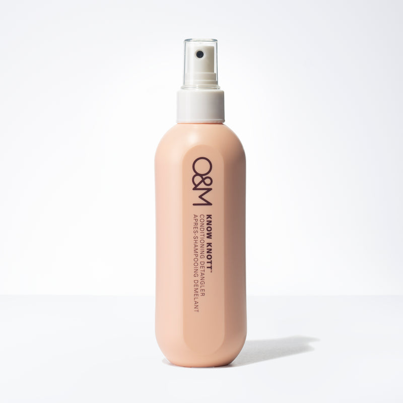 O&M Know Knott Detangling Spray (8.4oz)