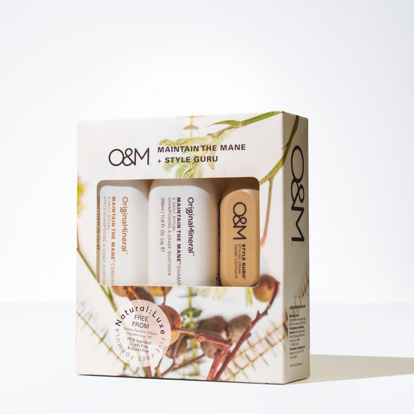 O&M Maintain the Mane Hair Care Gift Set