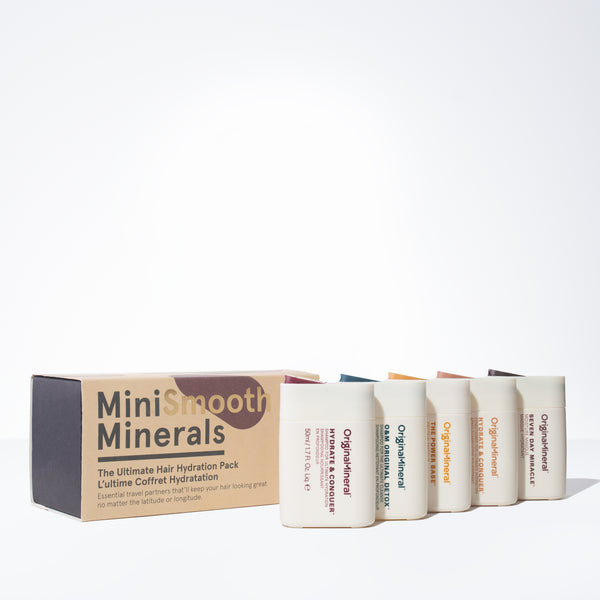 O&M Mini Minerals: Smooth Travel Kit