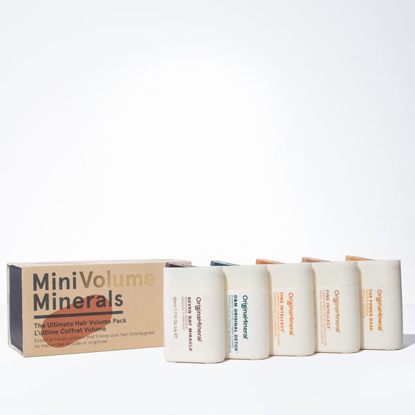 O&M Mini Minerals: Volume Travel Kit