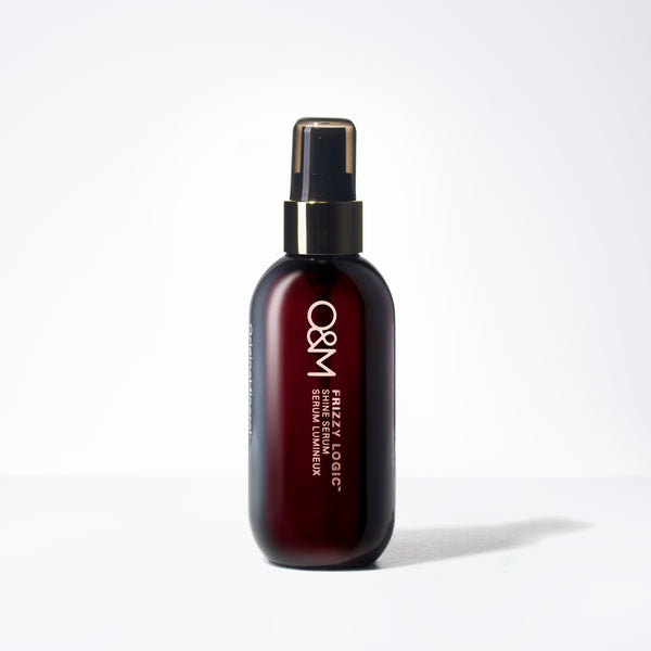 O&M Frizzy Logic Shine Serum (100ml)