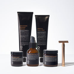 Oway Men's Deluxe Grooming Gift Set