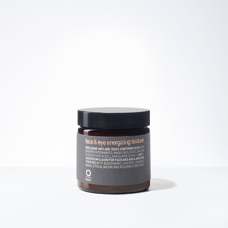 Oway Face & Eye Energizing Texture Cream  [SAVE 25% NOW!]