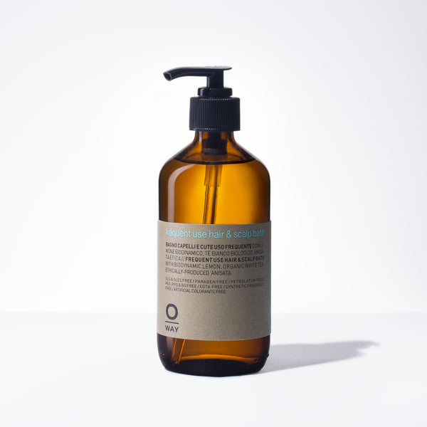 **PRE-ORDER** Oway Frequent Use Hair & Scalp Bath (240ml) | Est Ship: 12/7