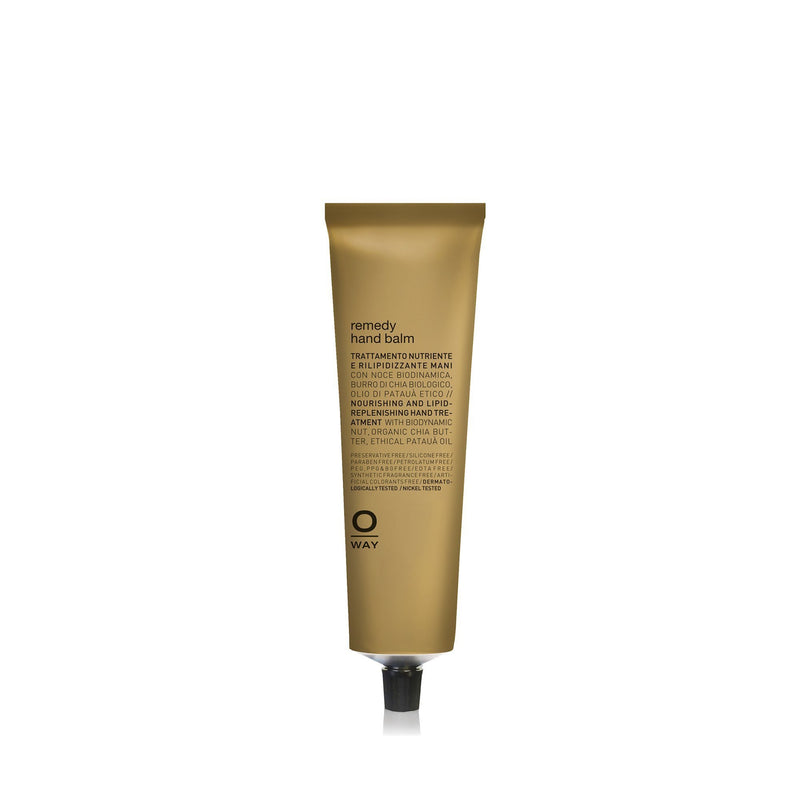 Oway Remedy Hand Balm: Holiday 2019 Gold Edition