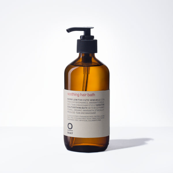 **PRE-ORDER** Oway Soothing Hair Bath (240ml) | Est Ship: 12/7