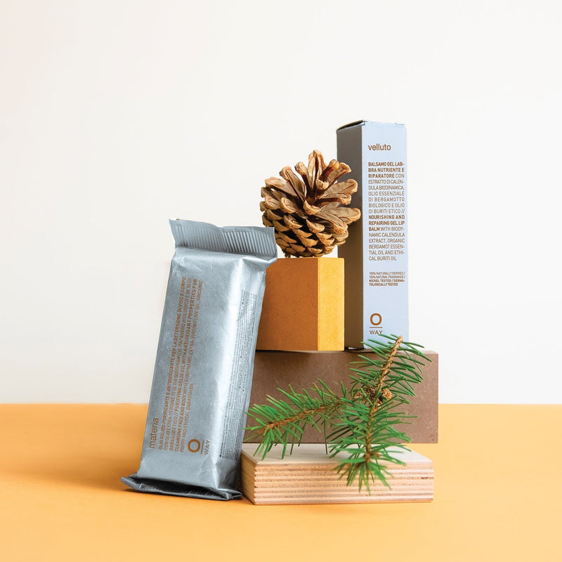 Oway Materia Soap: Holiday 2019 Silver Edition